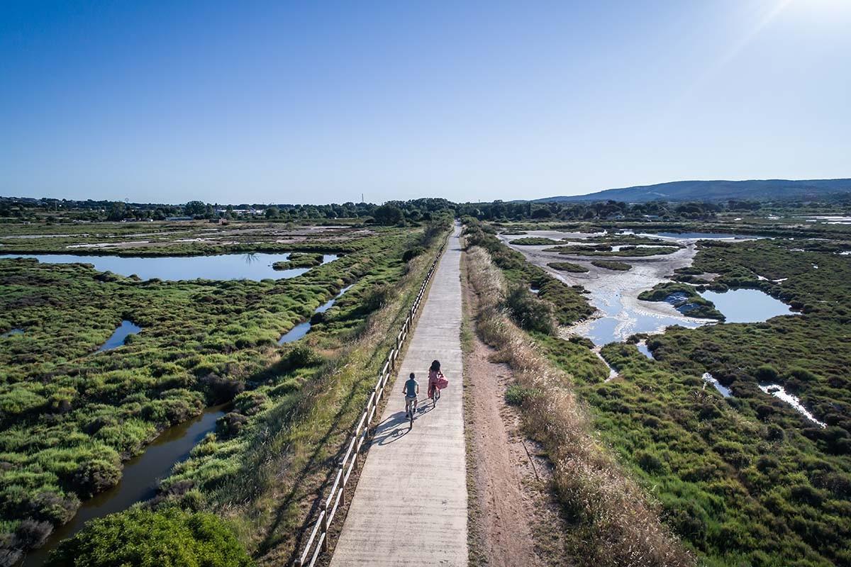 L'Archipel de Thau à vélo