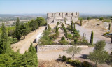 Abbaye Saint Felix Montceau Gigean Vue Panoramique