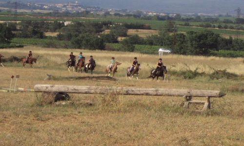 Le fer à cheval_promenade equestre