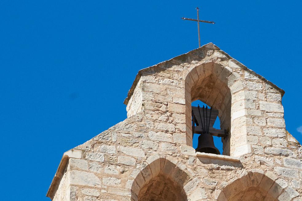 Clocher Abbaye de Valmagne