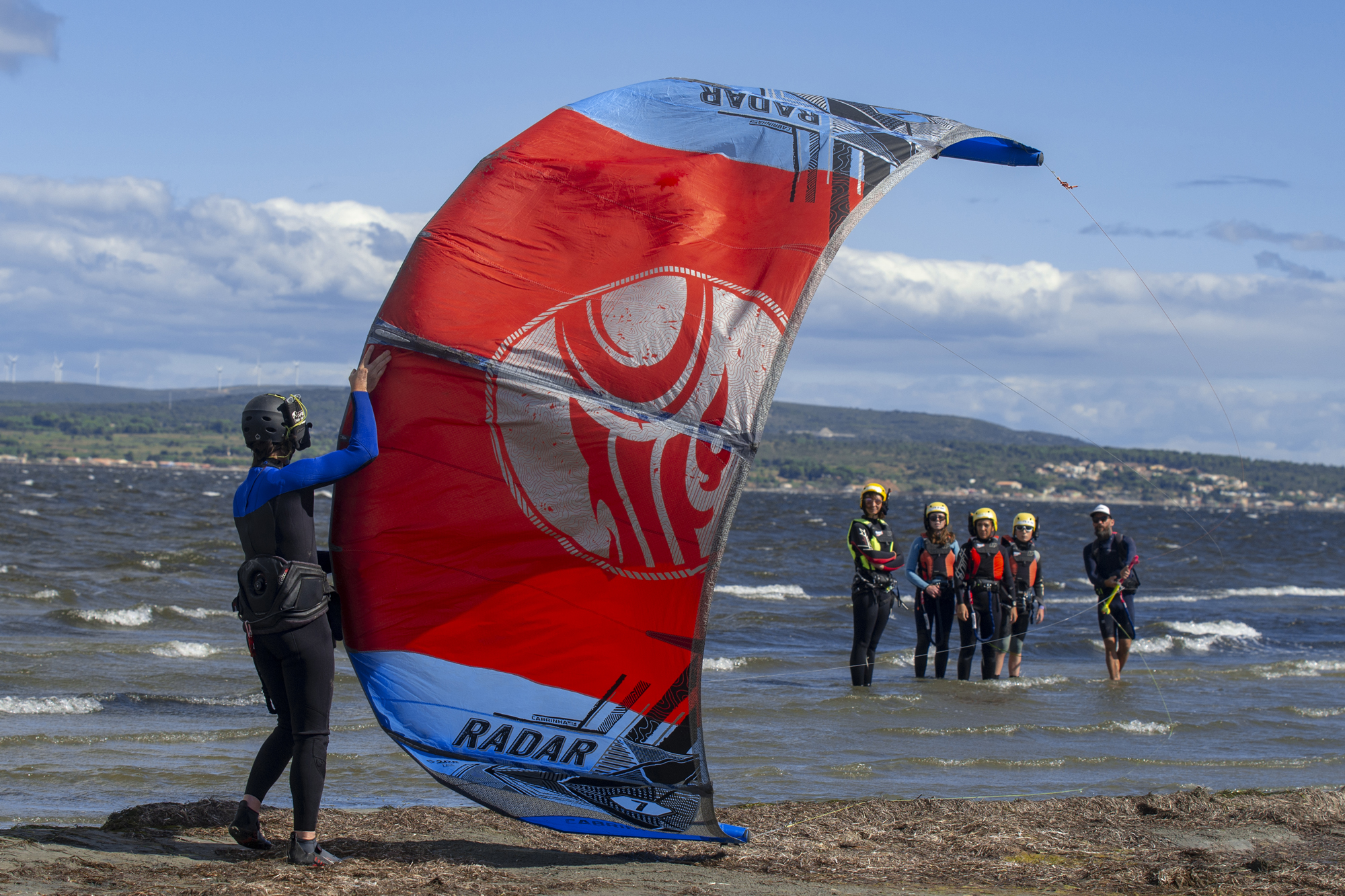 cours kite surf