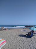 Bouzigues la plage